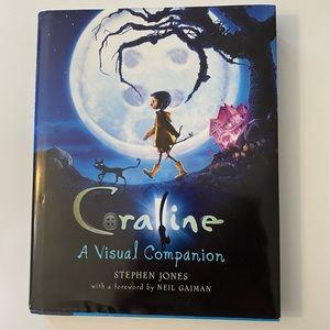 Coraline: A Visual Companion by Stephen Jones